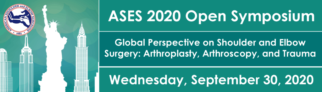 ASES 2020 Open Symposium