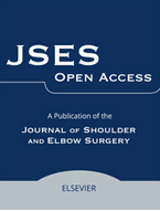 journal of shoulder and elbow surgery