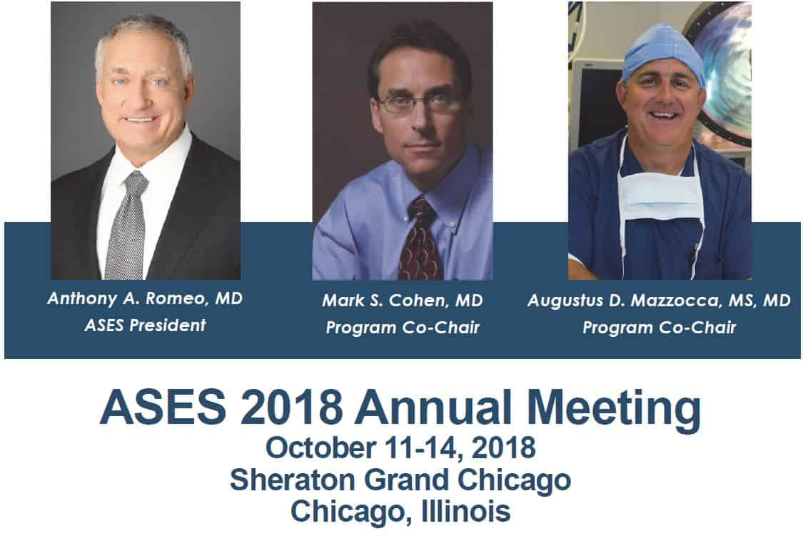 ASES 2018 Annual Meeting