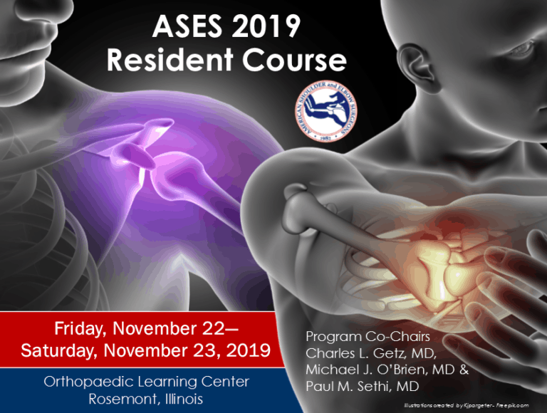 ASES 2019 Resident Course
