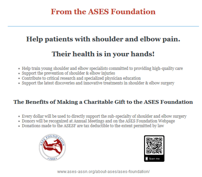 ASES News - October 2019