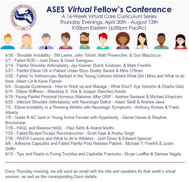 ASES News - May 2020