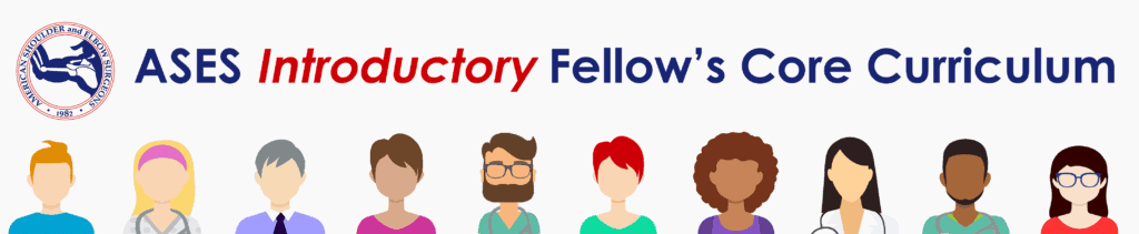 Fellow's Core Curriculum Series 2020