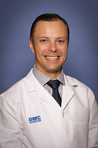 Chase Ansok, MD -  Advanced to Candidate