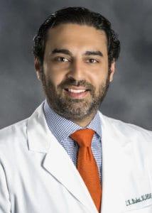Shariff Bishai, MD -  Advanced to Associate