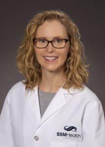 Katherine Burns, MD -  Advanced to Associate