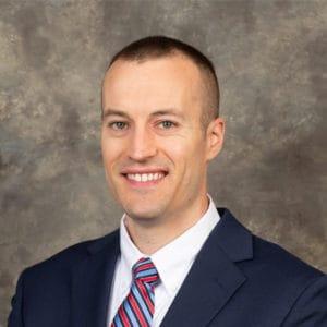 Brandon Kohrs, MD -  Advanced to Candidate