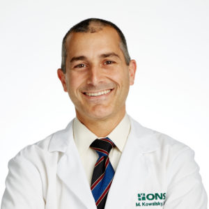 Marc Kowalsky, MD -  Advanced to Active