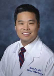 Brian Lee, MD -  Advanced to Associate