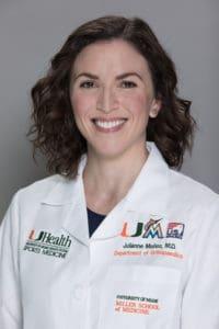 Julianne Munoz, MD - Candidate
