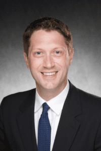 Brendan Patterson, MD -  Advanced to Associate