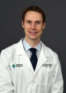 Alan Reynolds, MD - Fellow