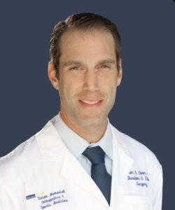 Jason Stein, MD -  Advanced to Associate