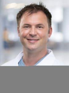 Ian Whitney, MD - Candidate